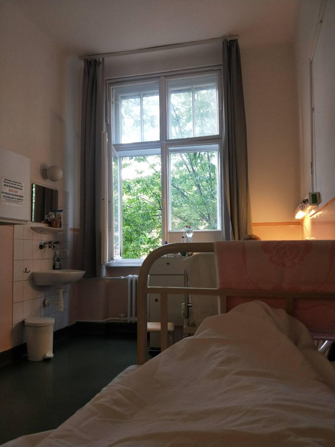 人生第二次蕁麻疹獻給匈牙利急診🏥