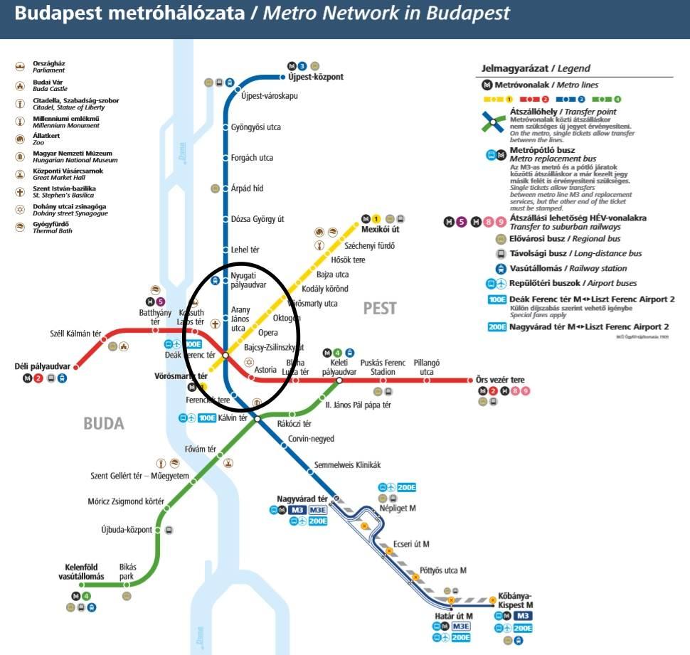 【匈牙利住宿】布達佩斯住哪區交通和景點最方便?找住宿注意事項