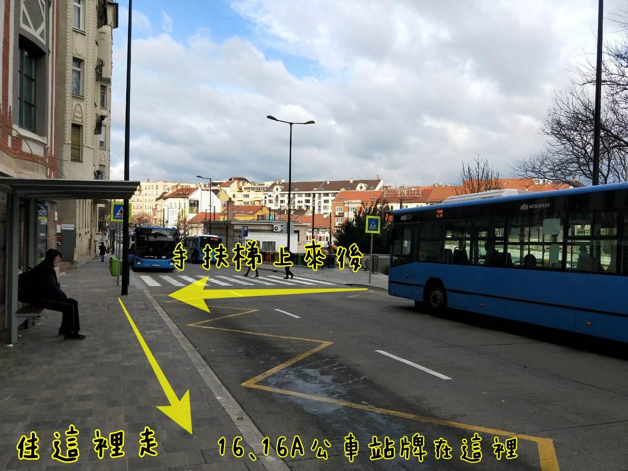 匈牙利交通必備工具|不下載會後悔的5大實用APP與網站
