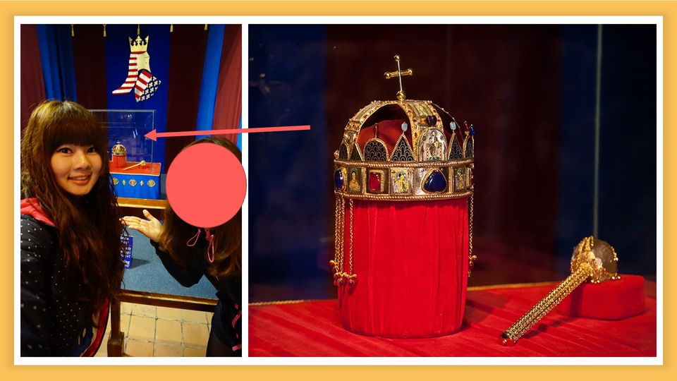 維謝格拉德雲堡聖冠