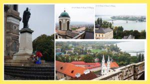 Esztergom小鎮圓頂參觀